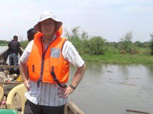 Rob McInnes Wetland Chad